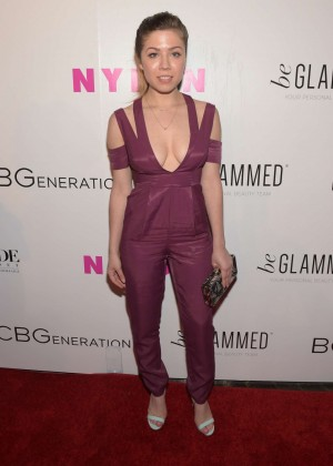 Jennette McCurdy: 2015 NYLON Young Hollywood Party presented by BCBGeneration in Hollywood-08