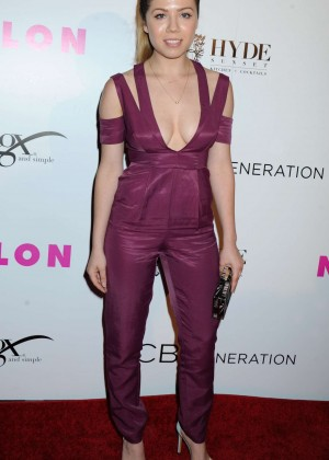 Jennette McCurdy: 2015 NYLON Young Hollywood Party presented by BCBGeneration in Hollywood-10