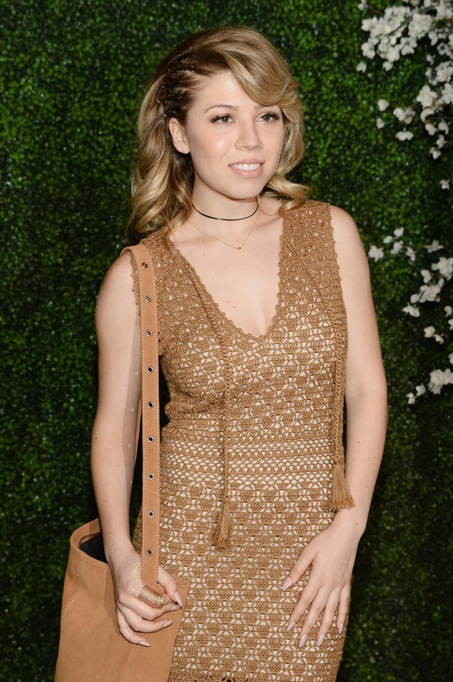 Jennette McCurdy - Alice + Olivia Fashion Show 2016 in Los Angeles