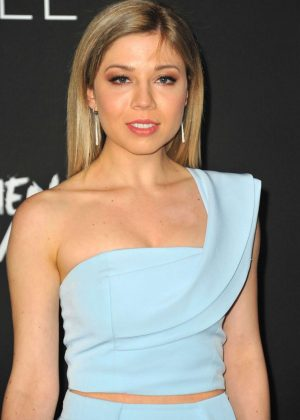 Jennette McCurdy - 'Before I Fall' Premiere in Los Angeles
