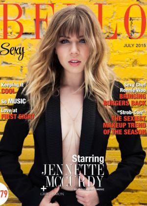 Jennette McCurdy: Bello Magazine 2015 -01