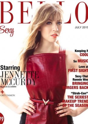 Jennette McCurdy: Bello Magazine 2015 -05