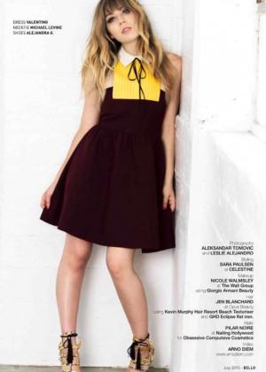 Jennette McCurdy: Bello Magazine 2015 -06