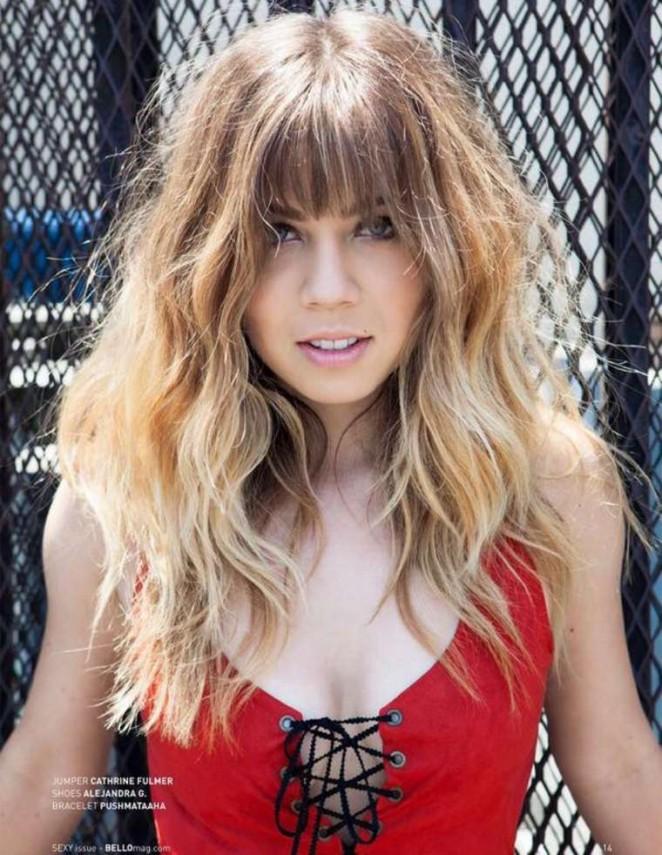 Jennette McCurdy – Bello Magazine #79 (July 2015)