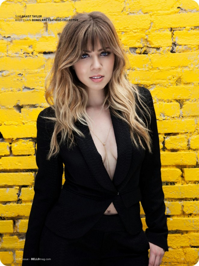 Jennette McCurdy - Bello Magazine (July 2015) adds