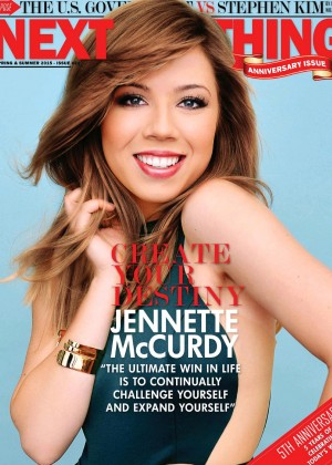 Jennette McCurdy - Next Big Thing Magazine Cover (Spring/Summer 2015)