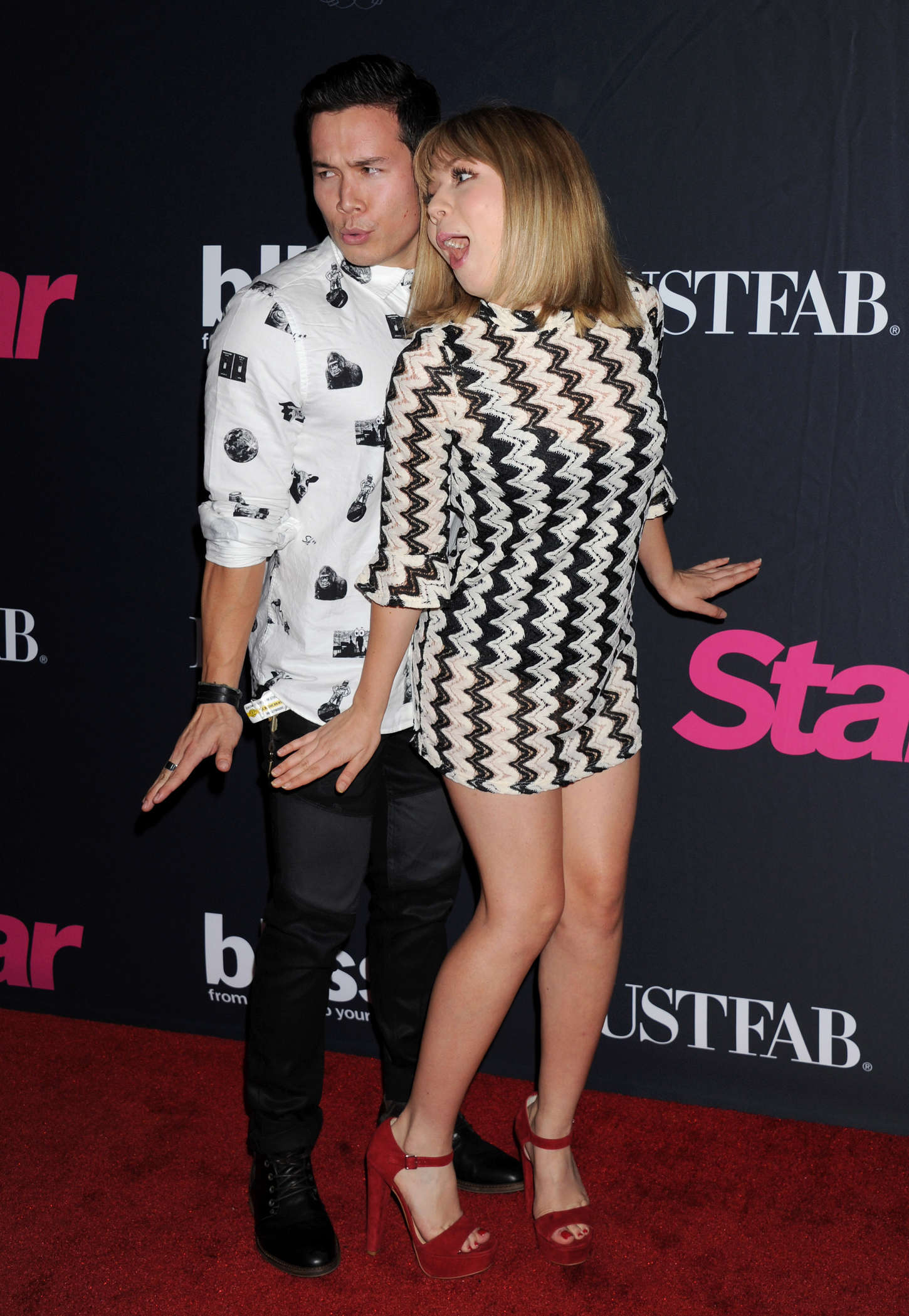 Jennette McCurdy 2015 : Jennette McCurdy: Star Magazines Scene Stealers Party -02