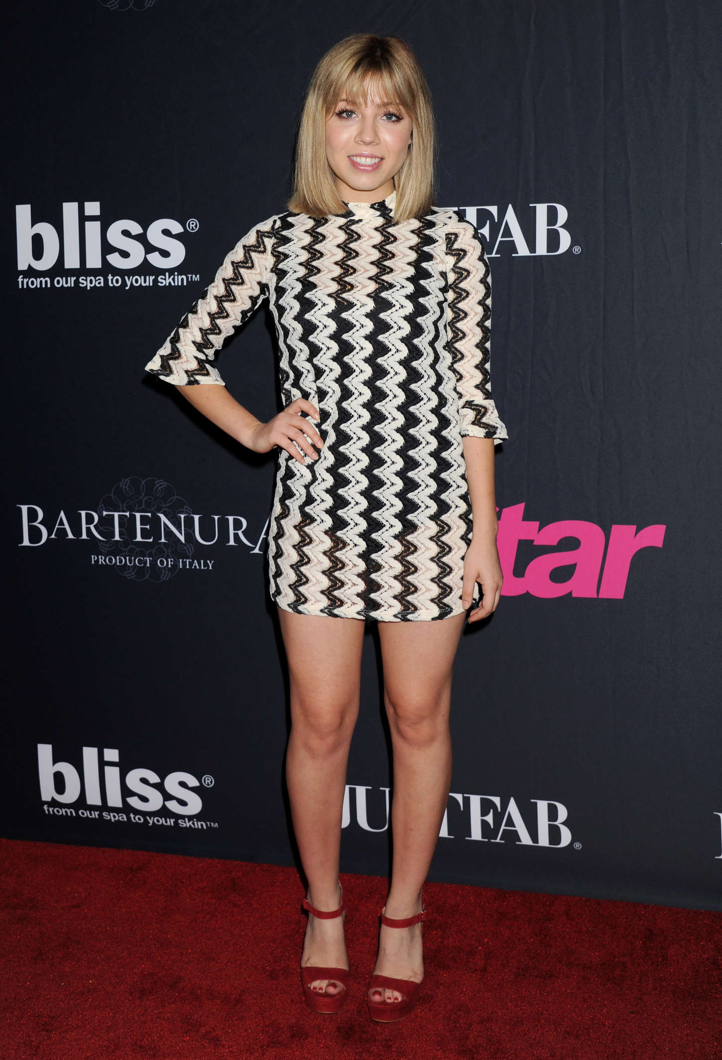 Jennette McCurdy 2015 : Jennette McCurdy: Star Magazines Scene Stealers Party -12