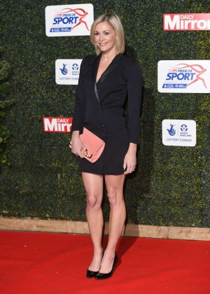 Jenni Falconer - 2015 Daily Mirror Pride of Sport Awards in London