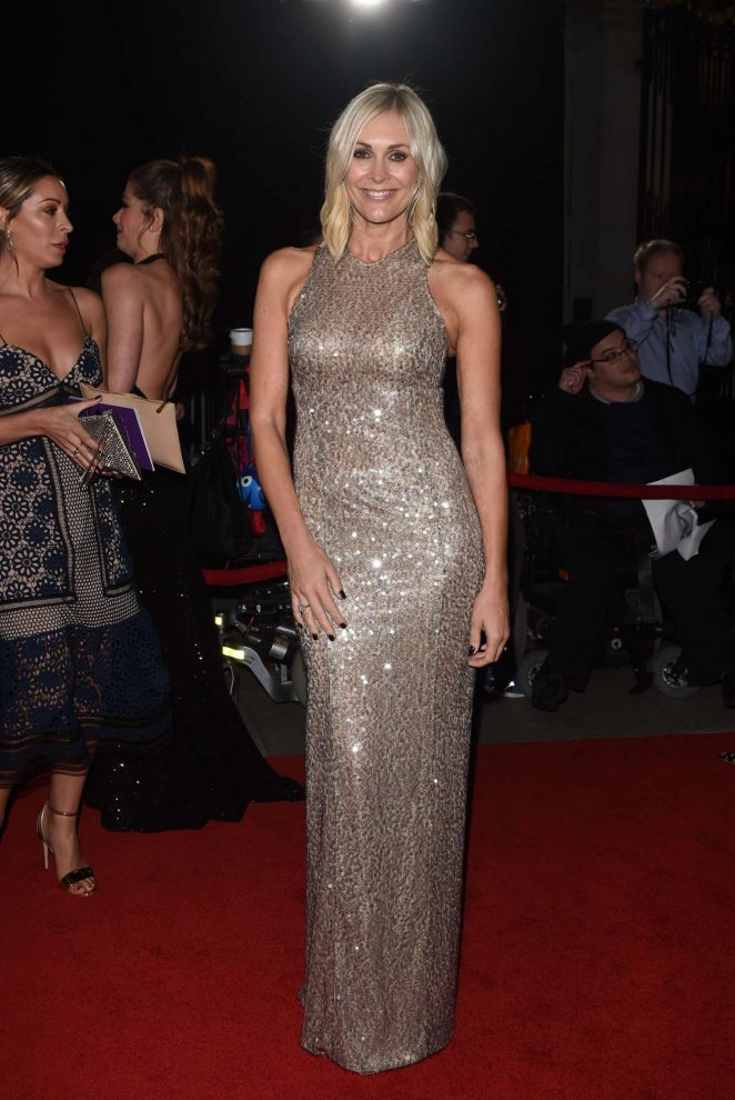 Jenni Falconer - 2016  Pride of Britain Awards in London