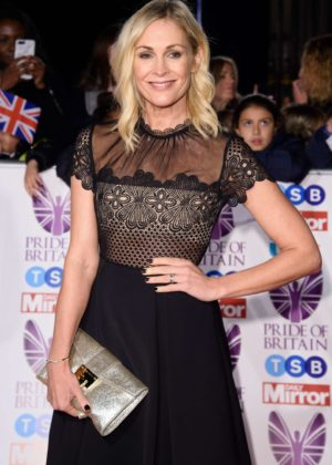Jenni Falconer - 2017 Pride Of Britain Awards in London