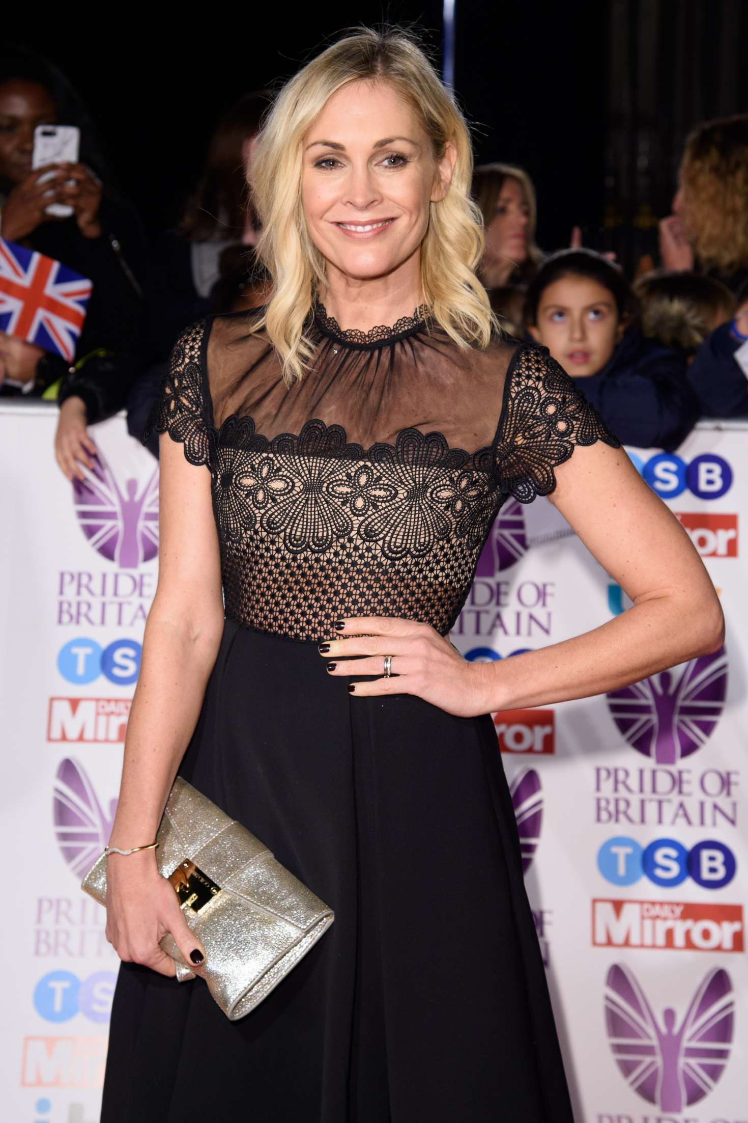 Jenni Falconer - 2017 Pride Of Britain Awards in London
