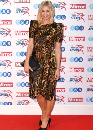Jenni Falconer - 2017 Pride of Sport Awards in London