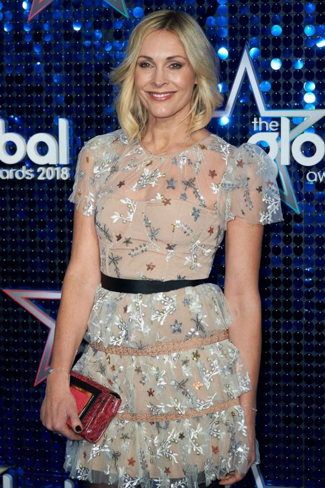 Jenni Falconer - 2018 Global Awards in London