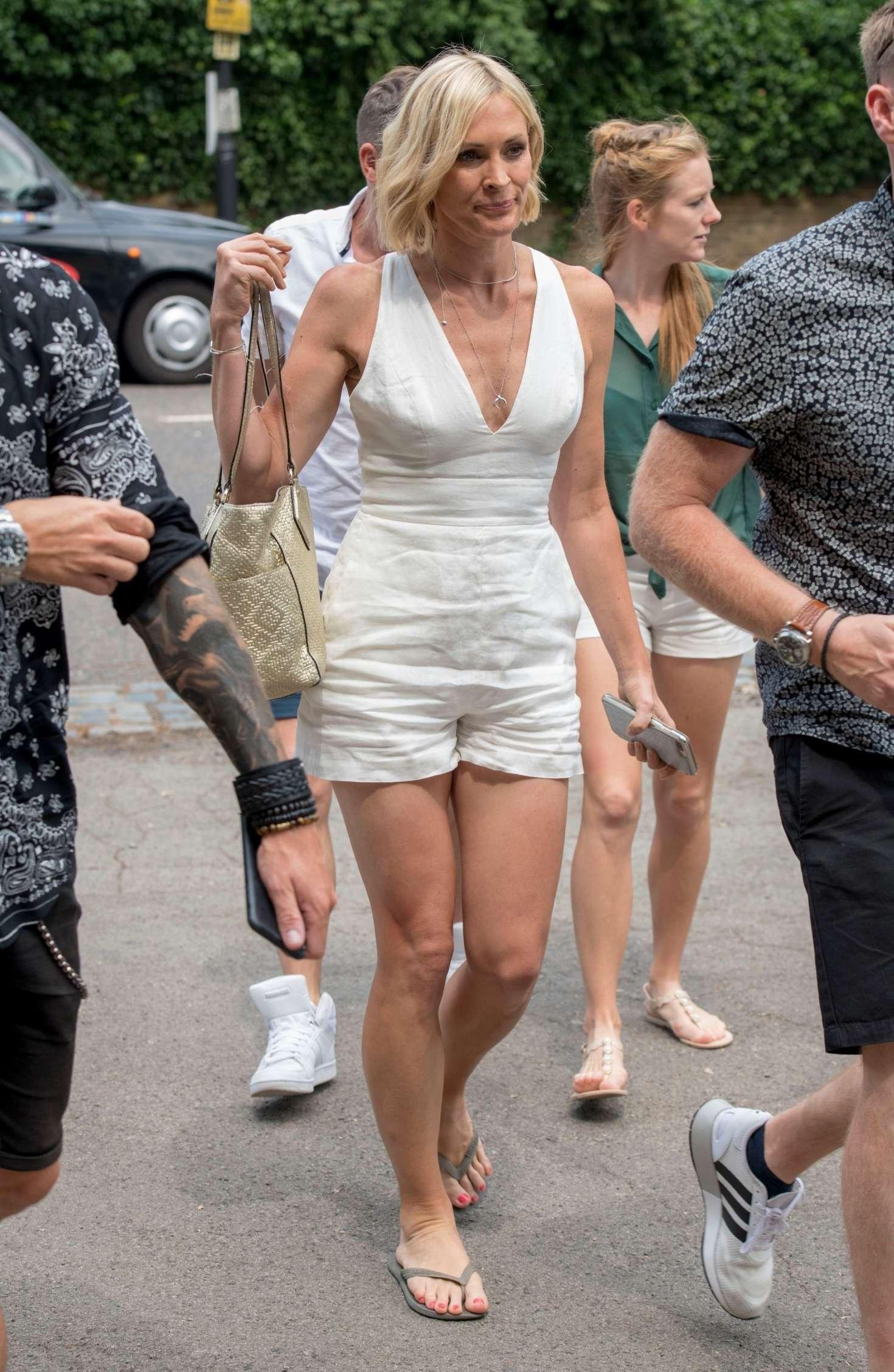 Jenni Falconer 2018 : Jenni Falconer at House Festival in London -01