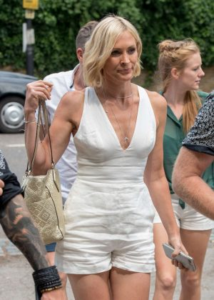 Jenni Falconer at House Festival in London