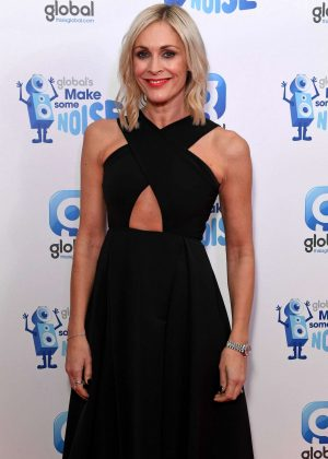 Jenni Falconer - Global's Make Some Noise Night Gala in London