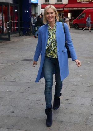 Jenni Falconer - Leaves Global Radio in London