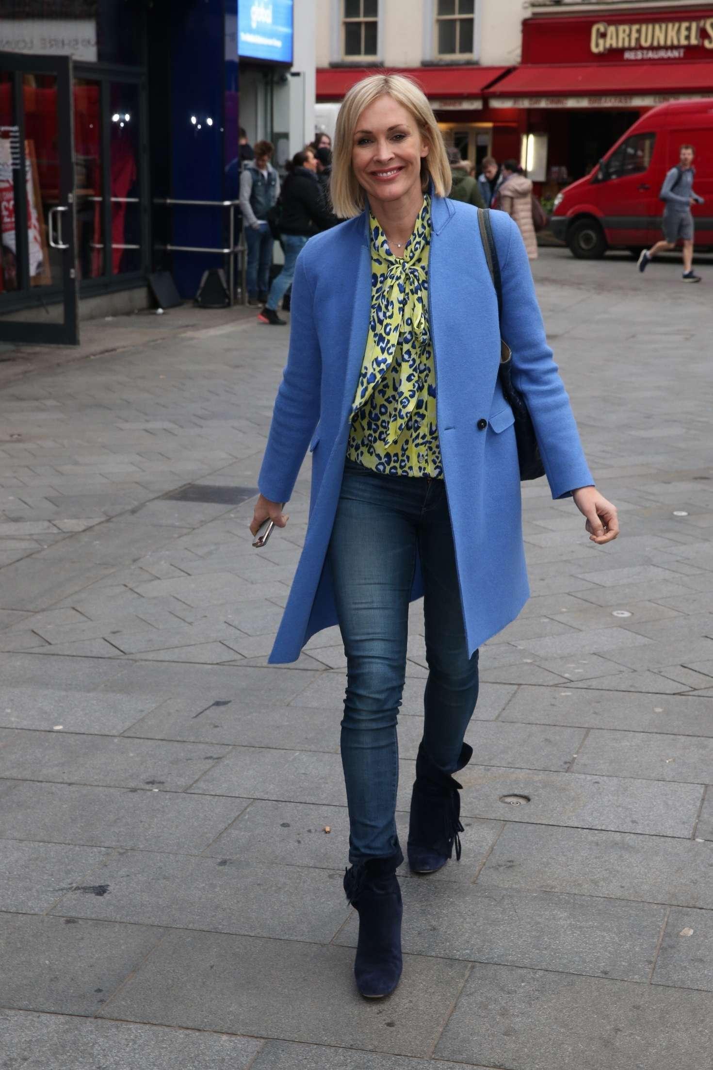 Jenni Falconer - Leaves Global Radio in London