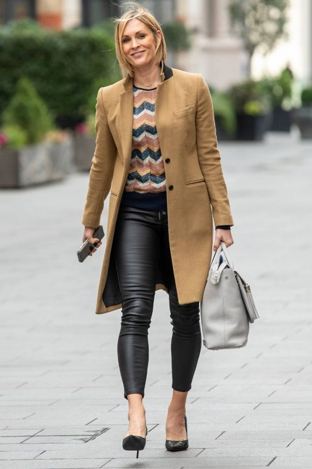 Jenni Falconer - Leaving Smooth FM in London in London