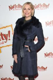 Jenni Falconer - 'Nativity! The Musical' Press Night Performance in London