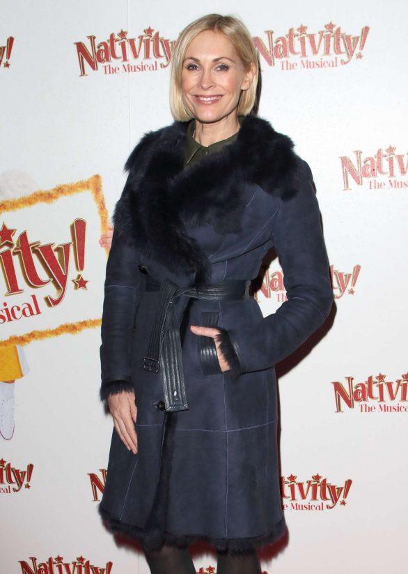 Jenni Falconer - 'Nativity! The Musical' Press Night Performance in London