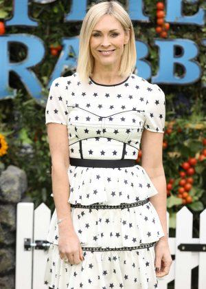 Jenni Falconer - 'Peter Rabbit' Premiere in London