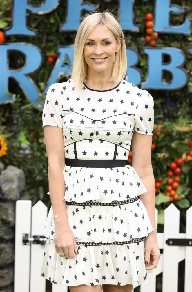 Jenni Falconer - 'Peter Rabbit' Premiere in London
