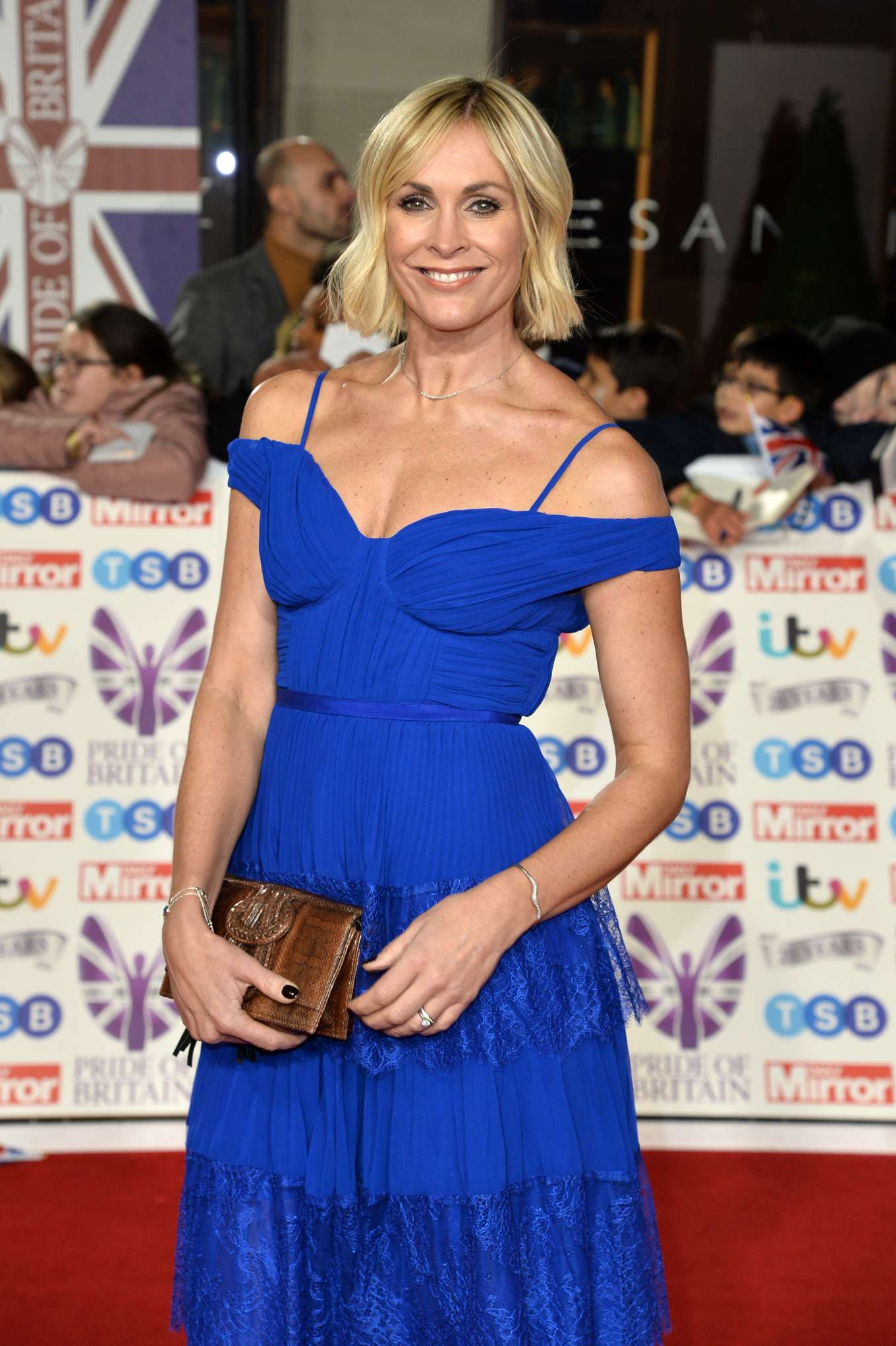 Jenni Falconer - Pride Of Britain Awards 2019 in London