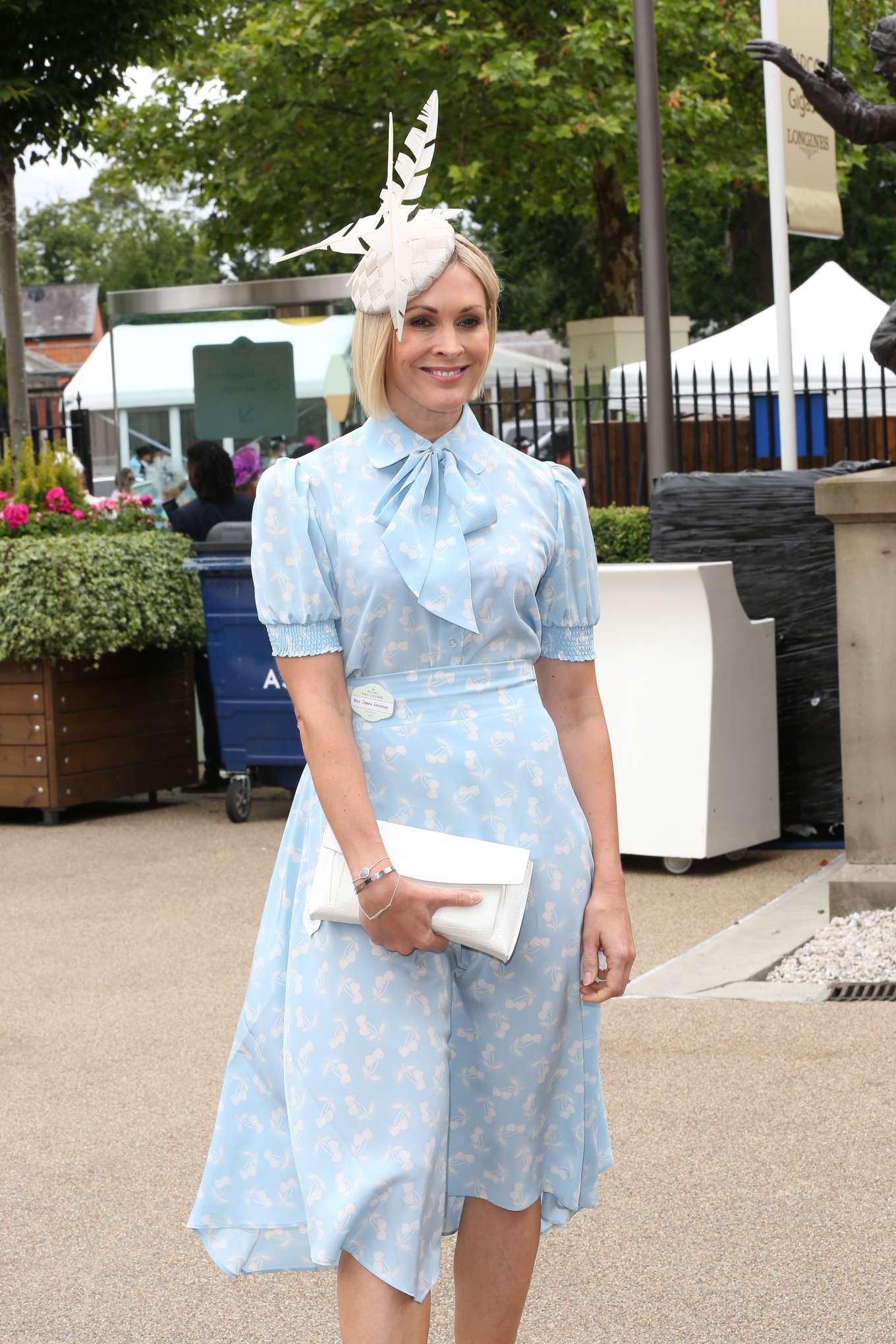 Jenni Falconer 2019 : Jenni Falconer: Royal Ascot Fashion Day 3 in Ascot-03