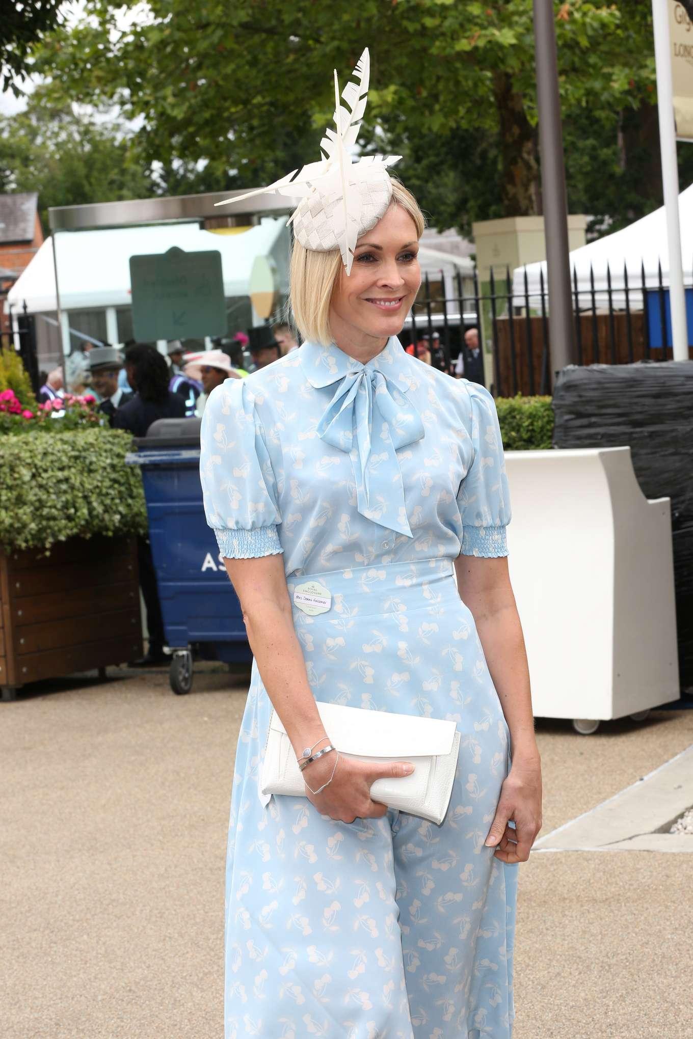 Jenni Falconer 2019 : Jenni Falconer: Royal Ascot Fashion Day 3 in Ascot-05