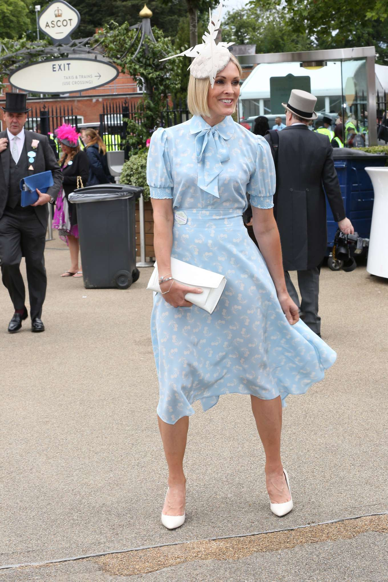 Jenni Falconer 2019 : Jenni Falconer: Royal Ascot Fashion Day 3 in Ascot-06