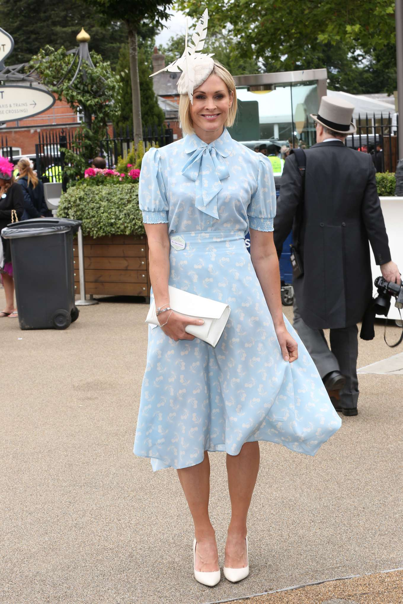 Jenni Falconer 2019 : Jenni Falconer: Royal Ascot Fashion Day 3 in Ascot-10