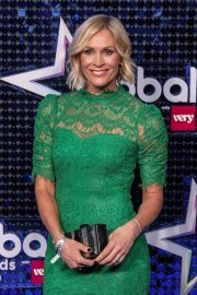 Jenni Falconer - The Global Awards 2020 in London