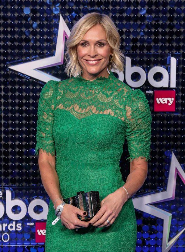 Jenni Falconer - The Global Awards 2020 in London