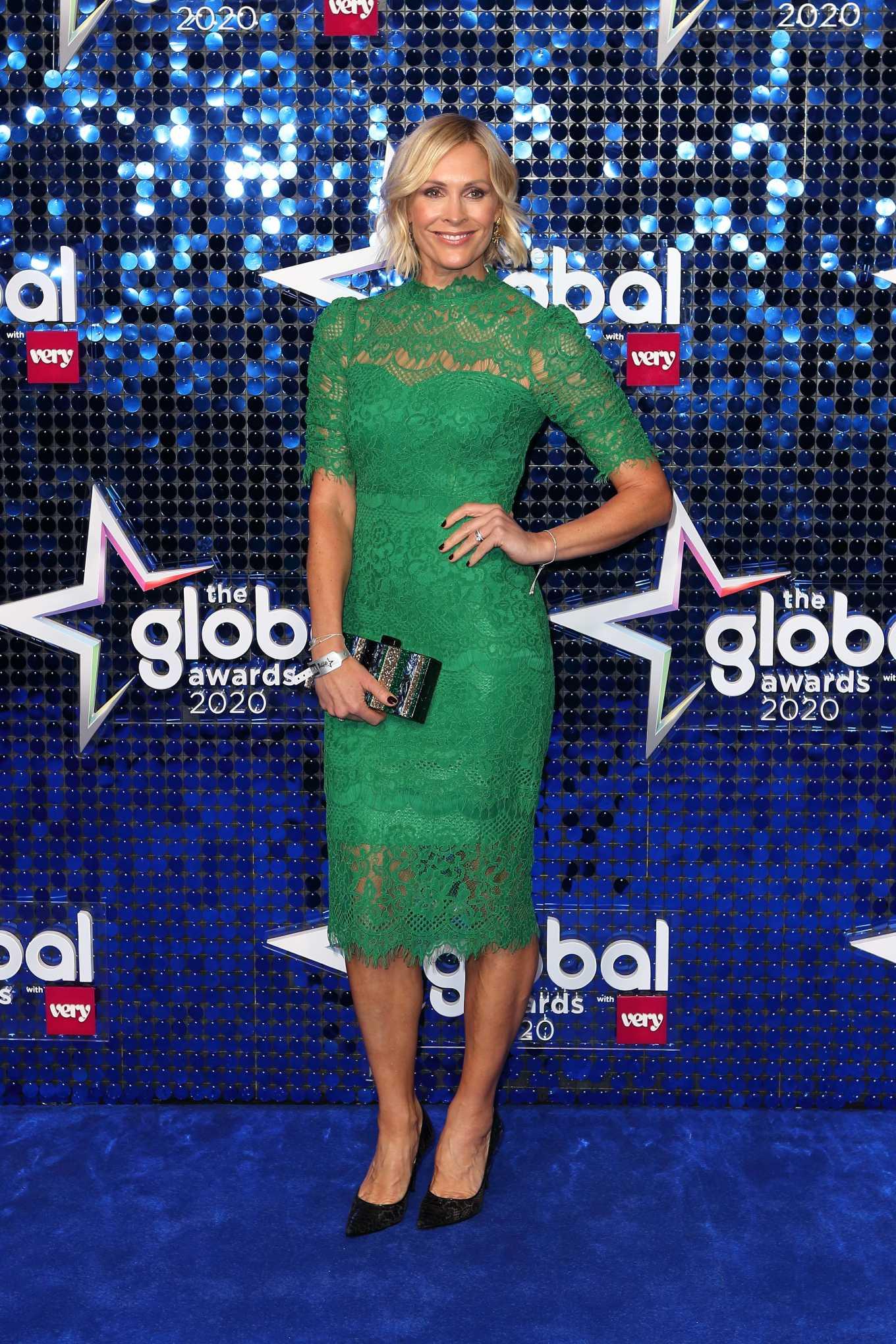 Jenni Falconer 2020 : Jenni Falconer – The Global Awards 2020 in London-08