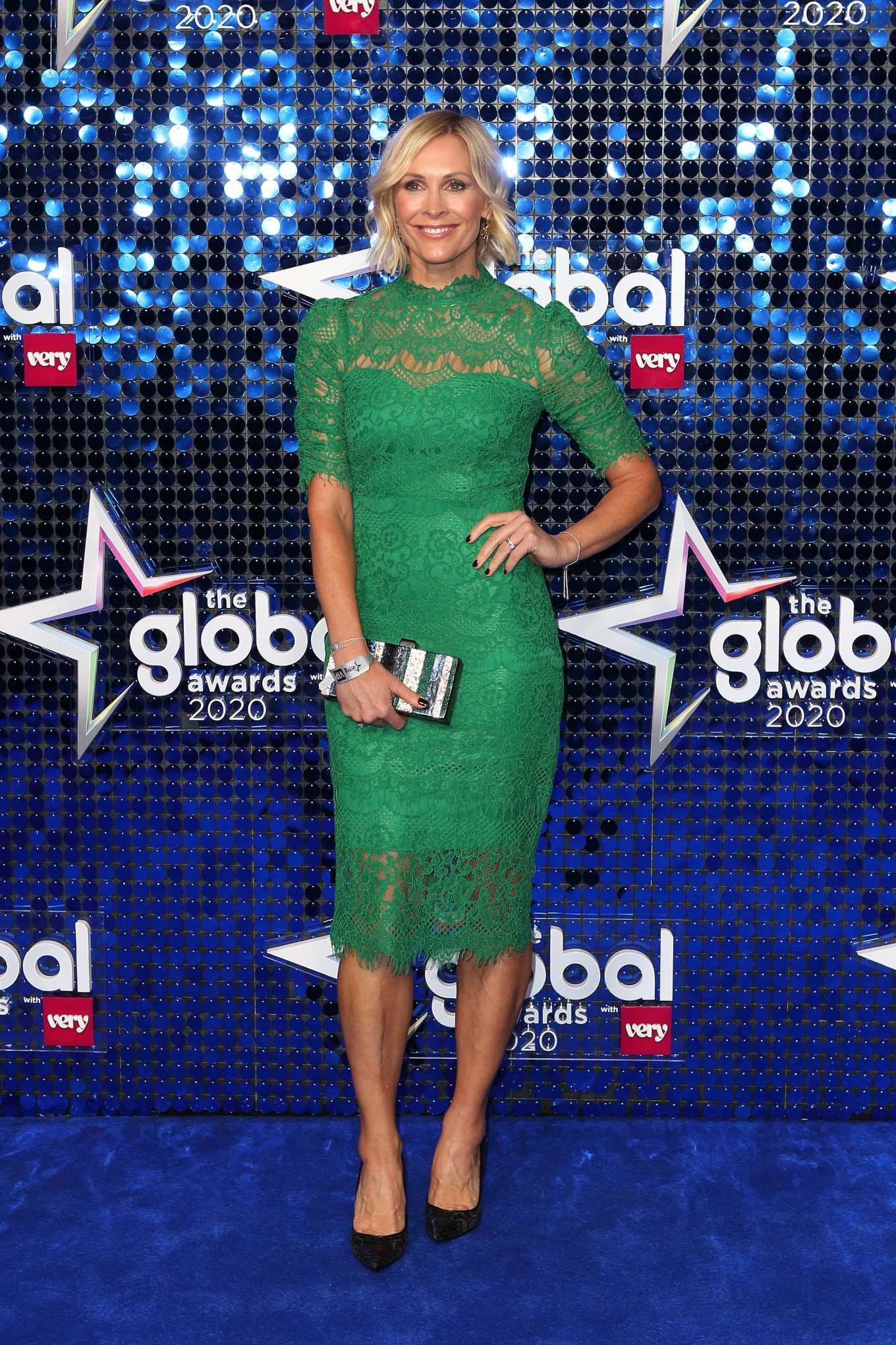 Jenni Falconer 2020 : Jenni Falconer – The Global Awards 2020 in London-10