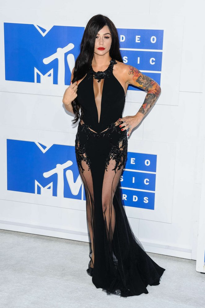 Jenni Farley - 2016 MTV Video Music Awards in New York City