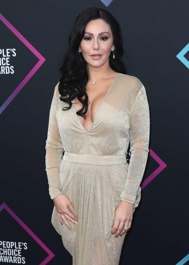 Jenni Farley – People's Choice Awards 2018 in Santa Monica