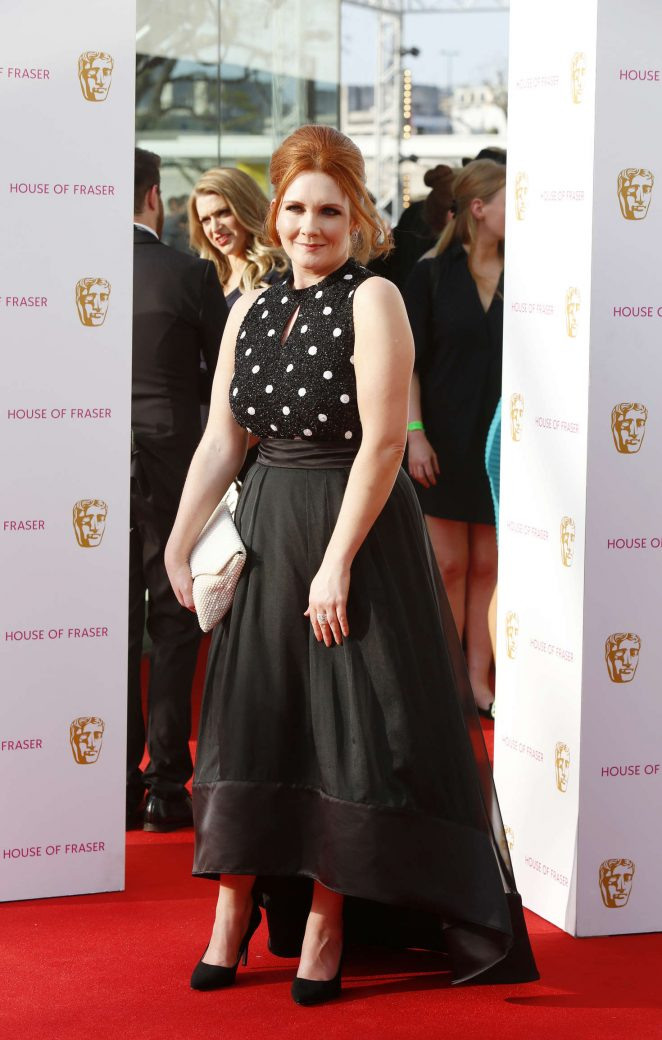 Jennie McAlpine - BAFTA TV Awards 2016 in London