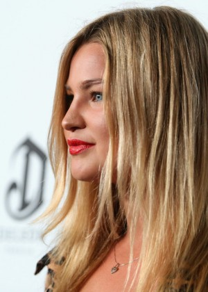 Jennifer Ackerman: Warner Music Group Grammy After Party -04