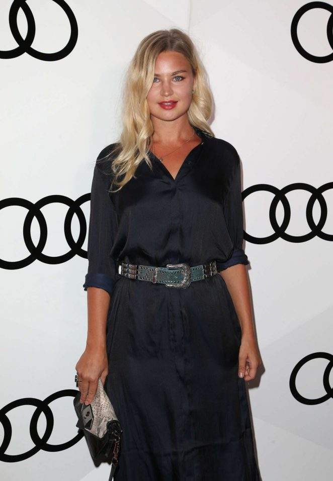 Jennifer Akerman - Audi Celebrates The 68th Emmys Party in West Hollywood