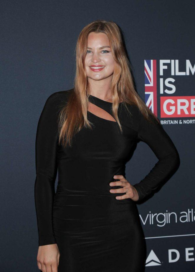 Jennifer Akerman - Great British Film Reception Honoring The British Oscar Nominees 2018 in LA