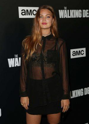 Jennifer Akerman - 'The Walking Dead' TV Show Screening in LA