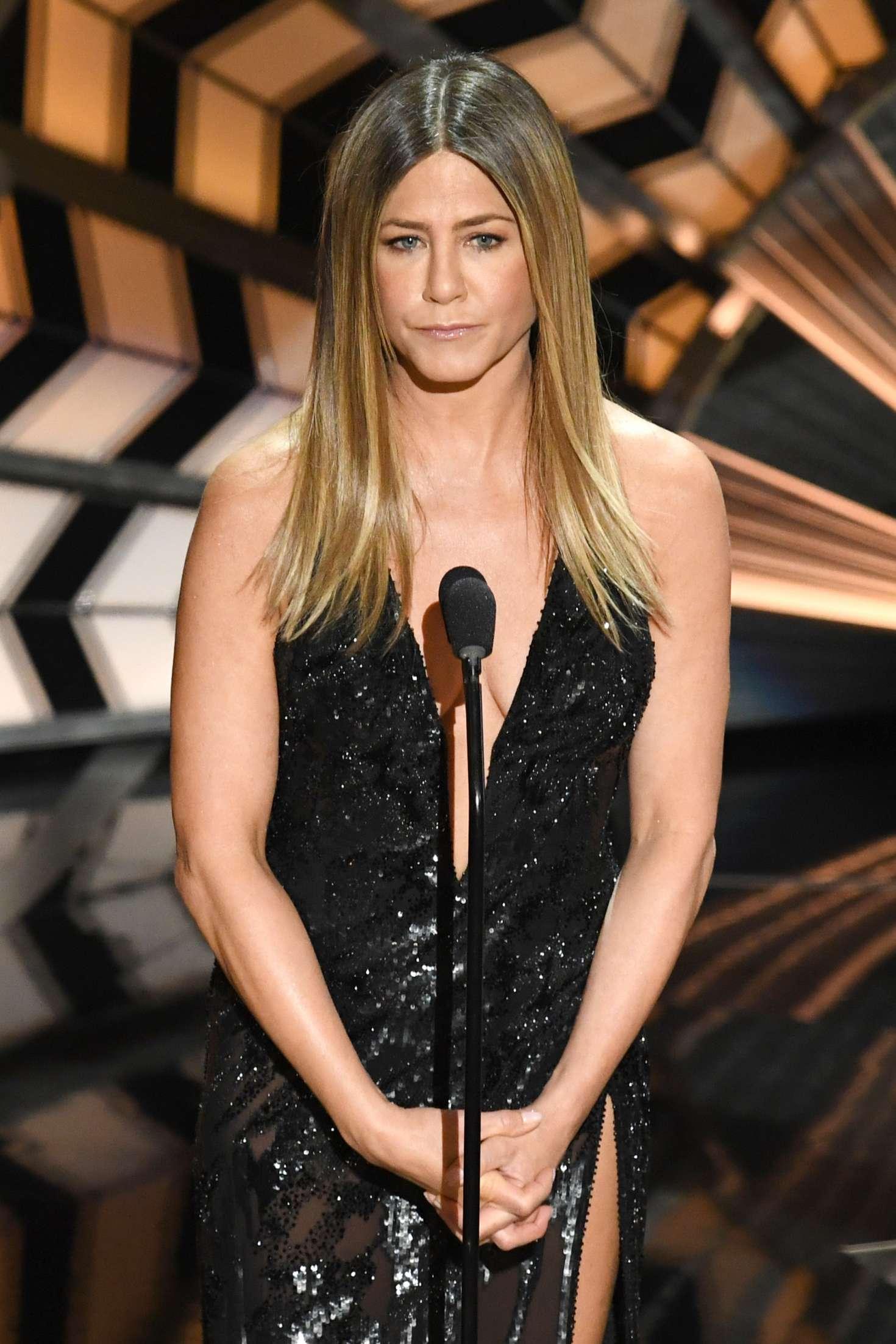 Jennifer Aniston 2017 Academy Awards In Hollywood