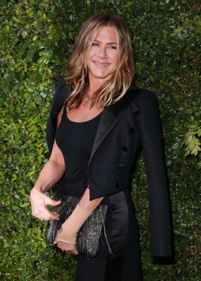Jennifer Aniston - 2018 CHANEL Dinner Celebrating Our Majestic Oceans in Malibu