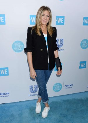 Jennifer Aniston - 2018 WE Day California in Los Angeles