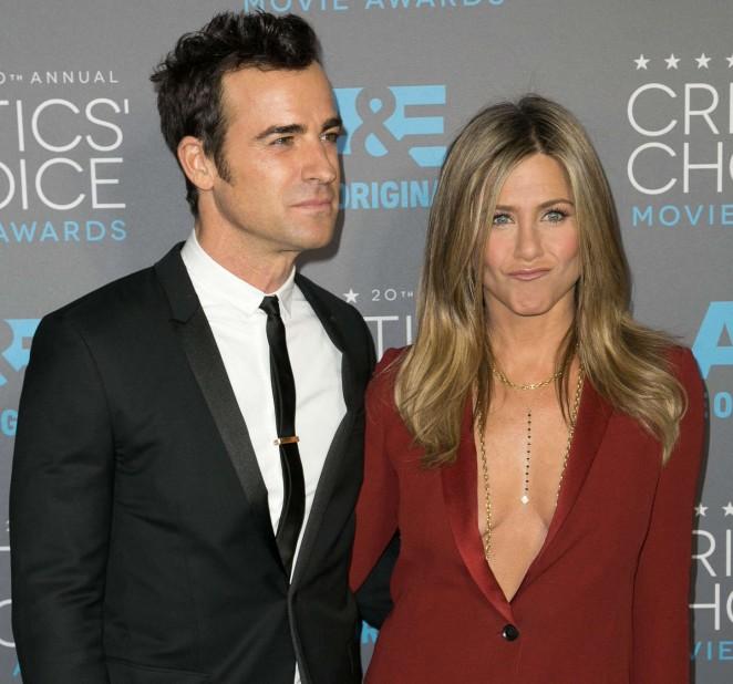 Jennifer Aniston: 2015 Critics Choice Movie Awards -16