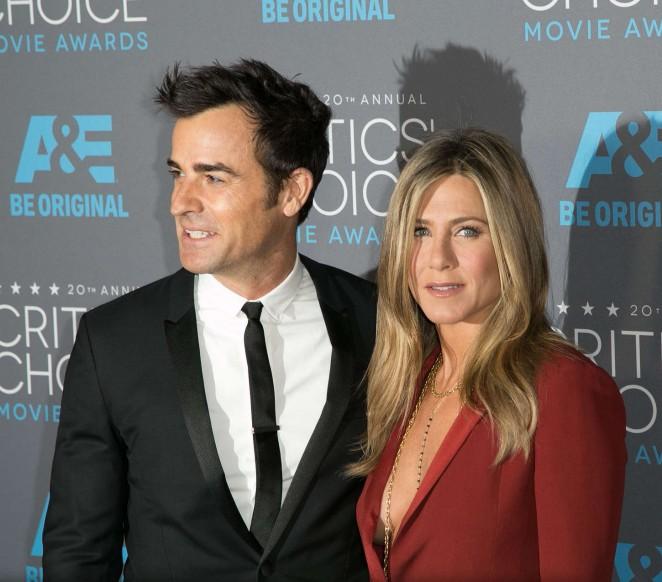 Jennifer Aniston: 2015 Critics Choice Movie Awards -21