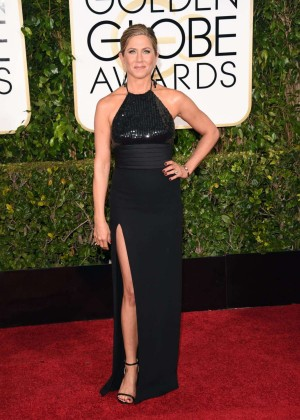 Jennifer Aniston - 2015 Golden Globe Awards in Beverly Hills